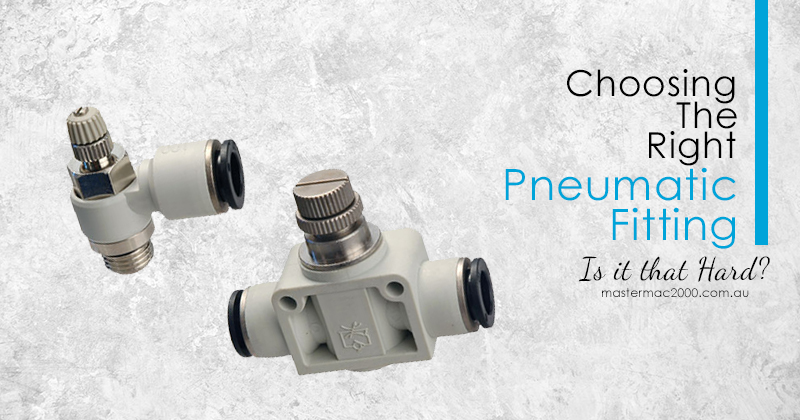 pneumatic fittings brisbane
