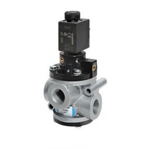 Poppet Valves For Compressed Air