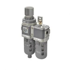 Filter Regulator + Lubricator