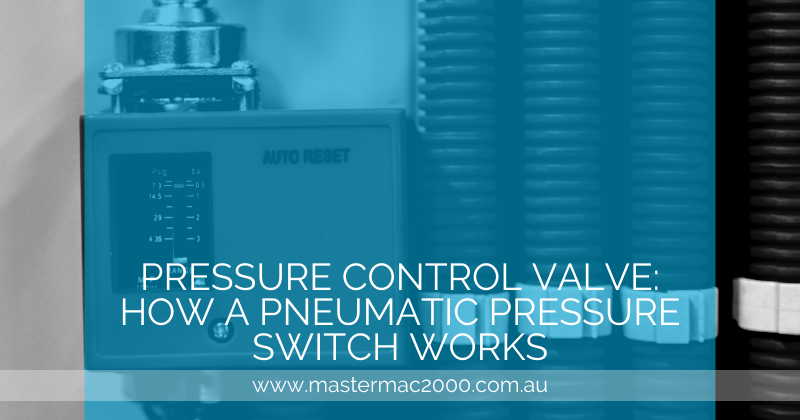 pressure switches in the pipeline