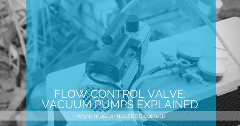 vacuum pump on air conditioner